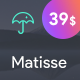 Matisse - Creative & Elegant Theme - ThemeForest Item for Sale