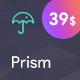 Prism - Portfolio & Photography Retina Theme - ThemeForest Item for Sale