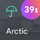 Arctic - Architecture & Creatives WordPress Theme - ThemeForest Item for Sale