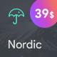Nordic - Retina Responsive WordPress Theme - ThemeForest Item for Sale