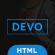 DEVO | HTML5 Multi-Purpose Template - ThemeForest Item for Sale