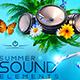 Summer Sound Elements - GraphicRiver Item for Sale