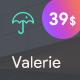 Valerie - Photography Wordpress Theme - ThemeForest Item for Sale