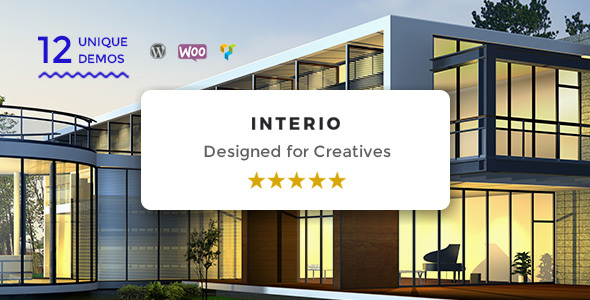Interio | WordPress Architecture Theme