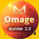 Omaga - Responsive Email + MailBuild Online - ThemeForest Item for Sale