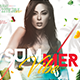 Summer Vibe Flyer - GraphicRiver Item for Sale