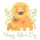 Happy Father's Day Card - GraphicRiver Item for Sale