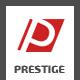 Prestige - Single Page HTML Template - ThemeForest Item for Sale