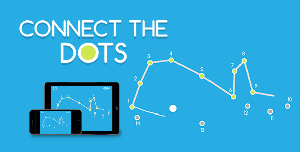 Connect the Dots - HTML5 Game
