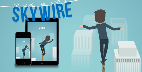 Skywire - HTML5 Game Download
