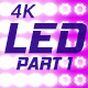 Large Led Flashing Lights Part 1 - VideoHive Item for Sale