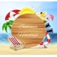 Summer Holidays Concept - GraphicRiver Item for Sale