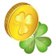 Set of elements for the st. Patrick`s Day - GraphicRiver Item for Sale