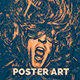 Poster Art - Photoshop Action - GraphicRiver Item for Sale