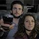 TV Couple Screendub - VideoHive Item for Sale