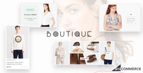 Ap Boutique Responsive Bigcommerce Theme Template