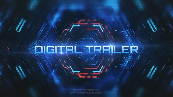 Digital Trailer Teaser