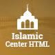 Islamic Center Responsive HTML Template - ThemeForest Item for Sale