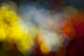 Background of multicolored blurred festive lights - PhotoDune Item for Sale