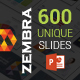 Zembra | MultiPurpose PowerPoint Template - GraphicRiver Item for Sale