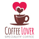 Coffee logo - GraphicRiver Item for Sale