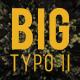 Big Typo II - VideoHive Item for Sale