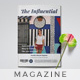 The Influential Magazine - GraphicRiver Item for Sale