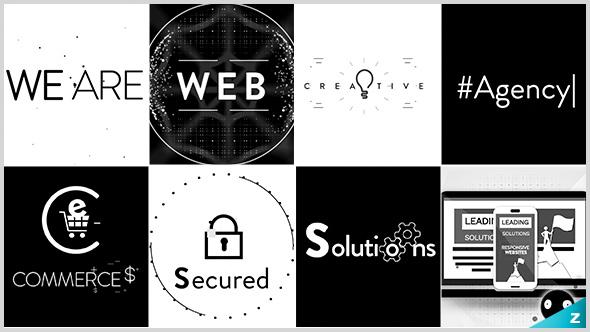 Digital Agency Stomp Jingle - WEB Service