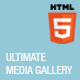 Ultimate Media Gallery - CodeCanyon Item for Sale