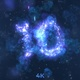 Blue Glitter Countdown - VideoHive Item for Sale