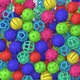 Rubber Toy Balls Transition - VideoHive Item for Sale