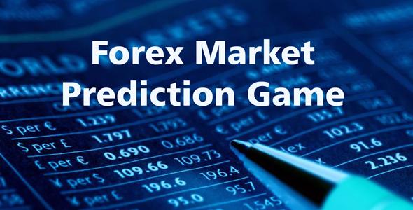 Forex Market Prediction Game Widget   WordPress Plugin