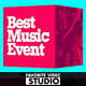 Favorite Summer Music Event - VideoHive Item for Sale