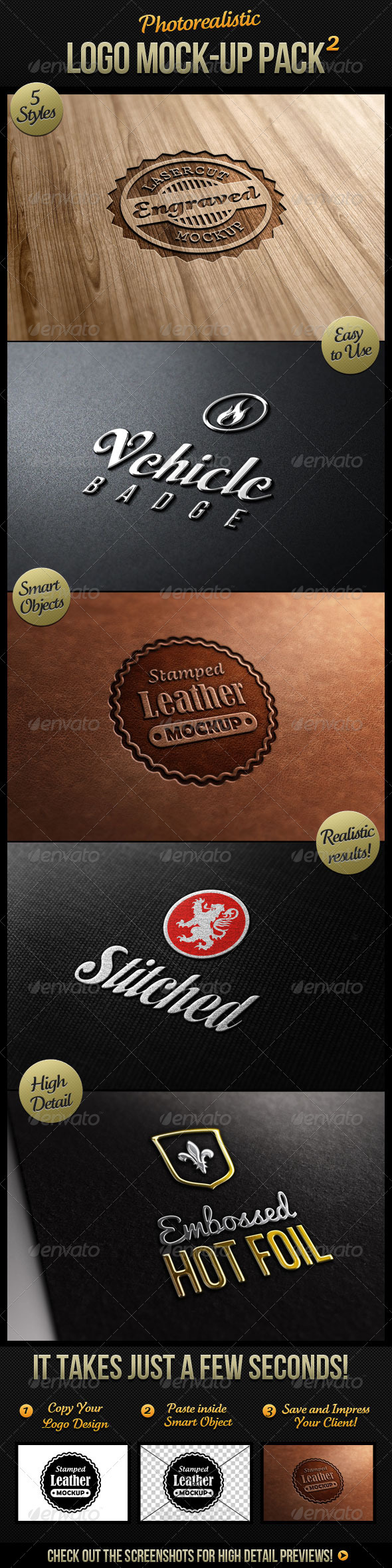 Product Mockups & Graphic Design Templates - GraphicRiver