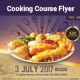 Cooking Course flyer - GraphicRiver Item for Sale