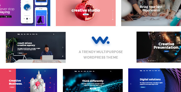Wilson – Corporation Business Agency WordPress Theme