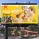 Travel Billboard Banner - GraphicRiver Item for Sale