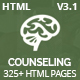 Counseling -  Psychology - ThemeForest Item for Sale