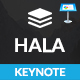 Hala Keynote Presentation Template - GraphicRiver Item for Sale