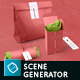 T-shirt and Packages Mockups and Hero Images Scene Generator / Perspective View / - GraphicRiver Item for Sale