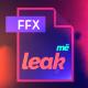 Leak Me Preset - VideoHive Item for Sale