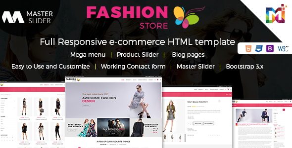 Ajax Product Filter Templates from ThemeForest