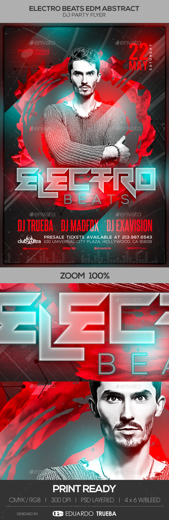 Dj Template Graphics, Designs & Templates from GraphicRiver (Page 2)