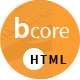 bcore - Business Consulting and Professional Services HTML Template - ThemeForest Item for Sale