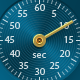 Stopwatch & Timer App Interface - GraphicRiver Item for Sale
