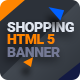 Online Shopping | HTML5 Google Banner Ad 23 - CodeCanyon Item for Sale