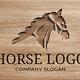 Horse Logo V.1 - GraphicRiver Item for Sale