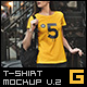 T-Shirt Mockup / Urban Edition - GraphicRiver Item for Sale