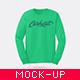 Sweatshirt Mock-up - GraphicRiver Item for Sale