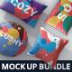 Pillow Mockup Bundle - GraphicRiver Item for Sale